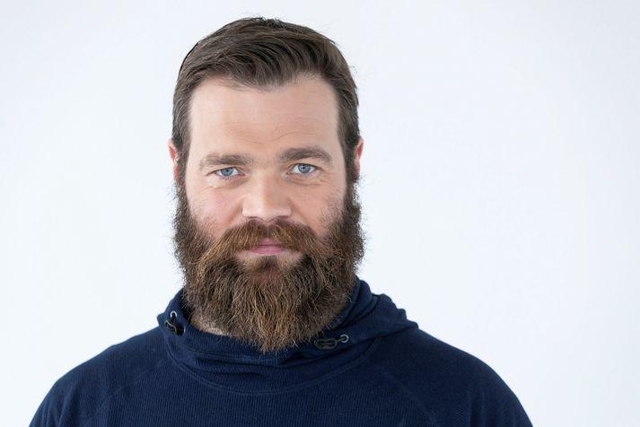 Jóhannes Haukur Jóhannesson, leikari, er mögulegur sýnatökukóngur landsins.