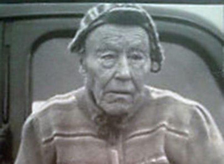 Vigdís Ingvadóttir var fædd árið 1864 og lést 92 ára gömul á næst síðasta degi jóla í janúar 1957.