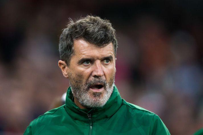 Þeir verða ekki mikið skapheitari en Keane.