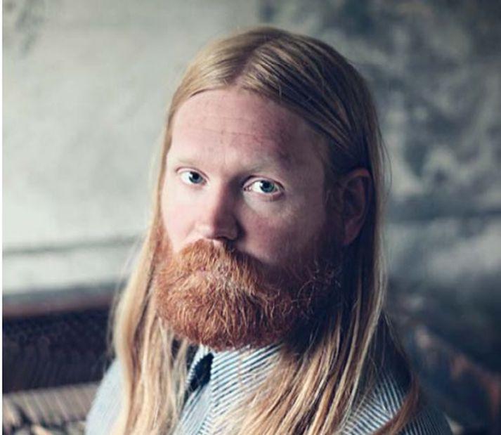 High Alert eftir Júníus Meyvant er hægt að nálgast meðal annars á Spotify