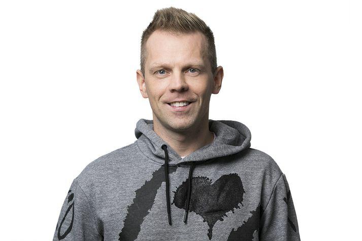 Hreinn Gústavsson.