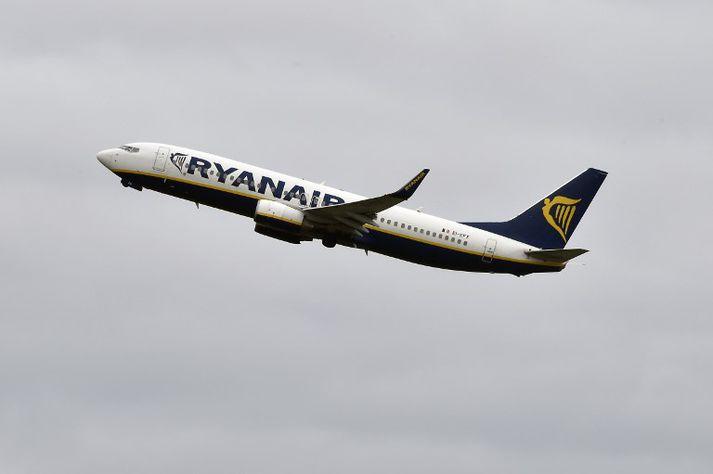 Írska lággjaldaflugfélagið Ryanair tilkynnti um fyrirætlanir sínar í gær.