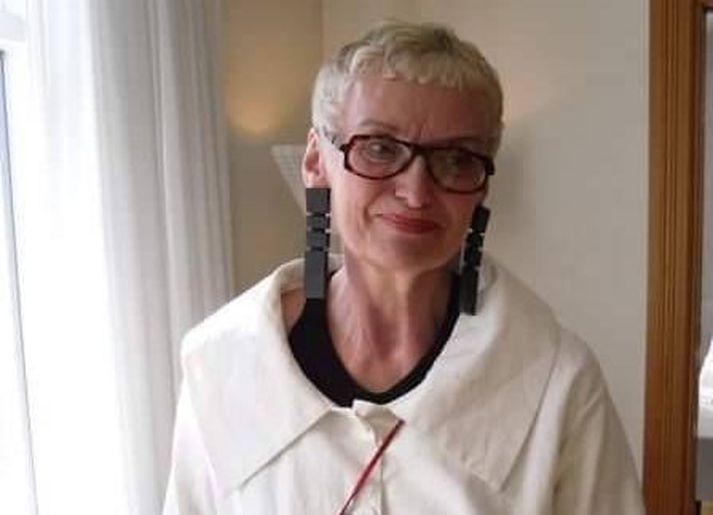 Ragnheiður Ásta Pétursdóttir