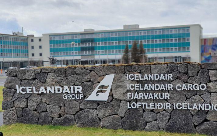 Fjárhagsleg endurskipulagning Icelandair stendur enn yfir. TIl stóð að henni yrði lokið í þessari viku.