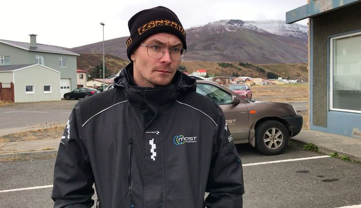 Jón Kolbeinn Jónsson héraðsdýralæknir hefur staðið í ströngu síðustu daga og vikur.