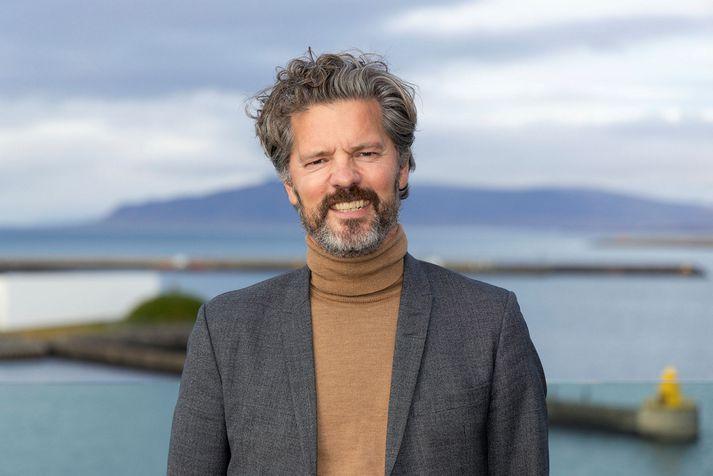Dagur B. Eggertsson borgarstjóri nýtur töluverðs meiri stuðnings vestan Elliðaár en austan.