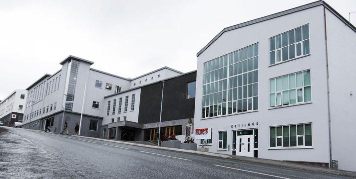 Glæsilegt húsnæði Listasafnsins á Akureyri verður opnað aftur laugardaginn 25.ágúst.