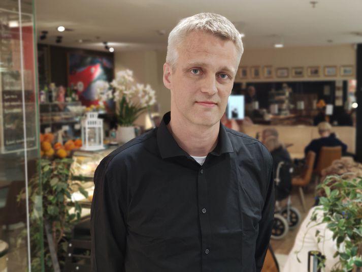 Jóhannes Loftsson er stofnandi Ábyrgrar framtíðar.