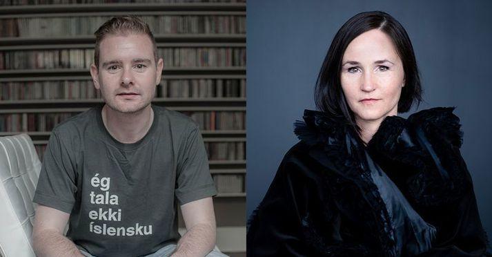 Andrew Mellor og Anna Þorvaldsdóttir kynna tilnefningar til Tónlistarverðlauna Norðurlandaráðs 2020.