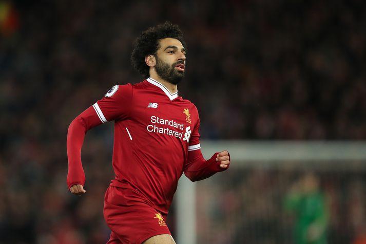 Mohamed Salah vill votta Astori virðingu sína.