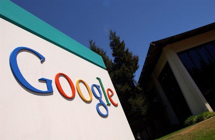 Tæknirisinn Google.