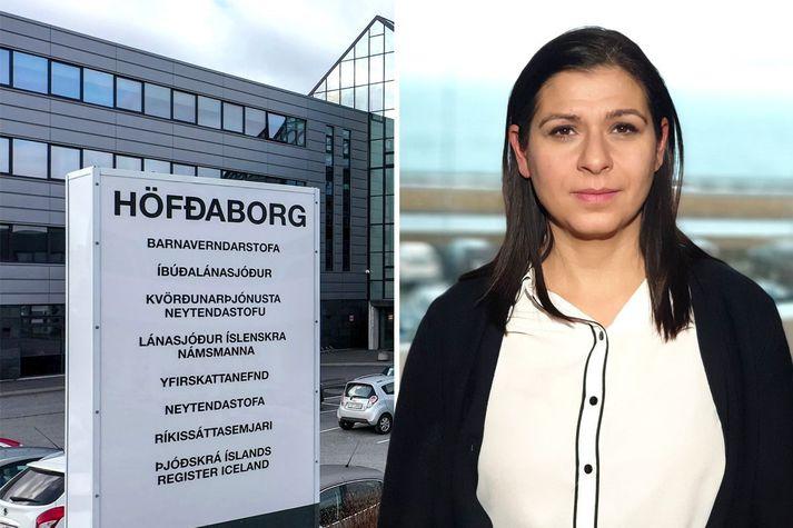 Heiða Björg Pálmadóttir er forstjóri Barnaverndarstofu.