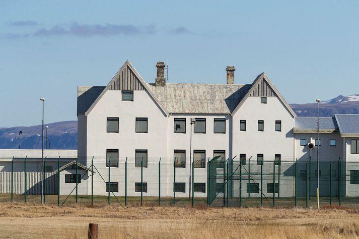 Litla-Hraun er stærsta fangelsi landsins og líklega það þekktasta.