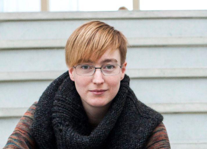 Andie Nordgren hefur verið yfirframleiðandi EVE Online frá árinu 2014.