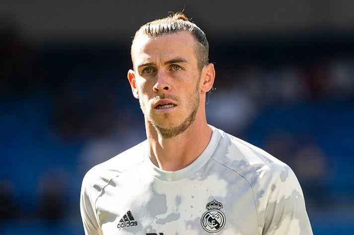 Gareth Bale gæti verið á leið frá Real Madrid í janúar.