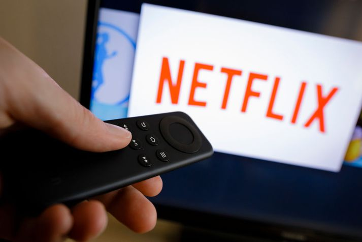 Streymisveitan Netflix er sjónvarpsáhugafólki Íslands góðkunn.