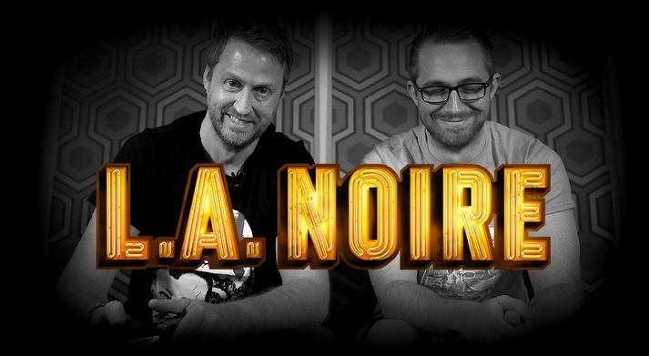 L.A. Noire gæti lent í einhverjum jólapökkum.