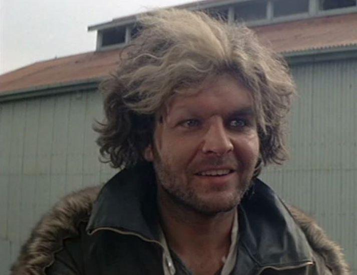 Hugh Keays-Byrne fór með hlutverk Toecutter í Mad Max frá árinu 1979.