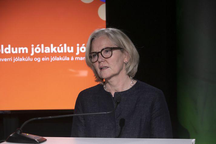 Ásta Valdimarsdóttir, ráðuneytisstjóri heilbrigðisráðuneytisins.