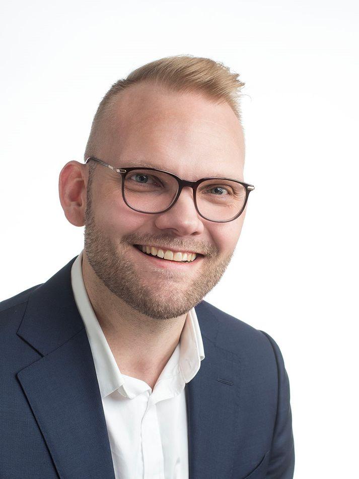 Kristján Guðmundsson, nýr framkvæmdastjóri eTactica.