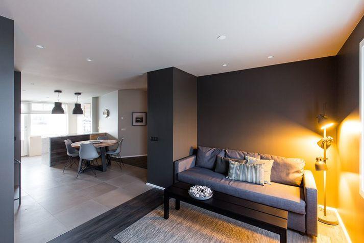 Acco Luxury Apartments og Acco Guesthouse eru staðsett í hjarta Akureyrar.