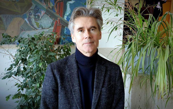 Magnús Gottfreðsson sérfræðingur í smitsjúkdómum.