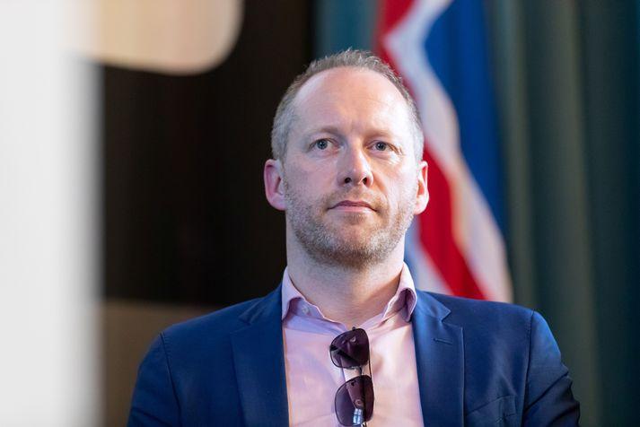 Guðmundur Ingi Guðbrandsson, umhverfisráðherra.