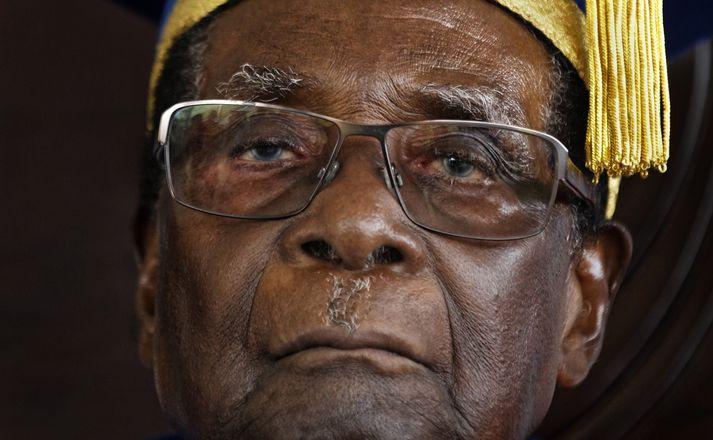 Arfleifð Mugabes er flókin.