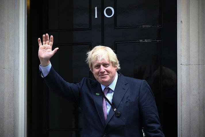 Boris Johnson er enn andvígur því að Skotland haldi aðra þjóðaratkvæðagreiðslu um sjálfstæði.