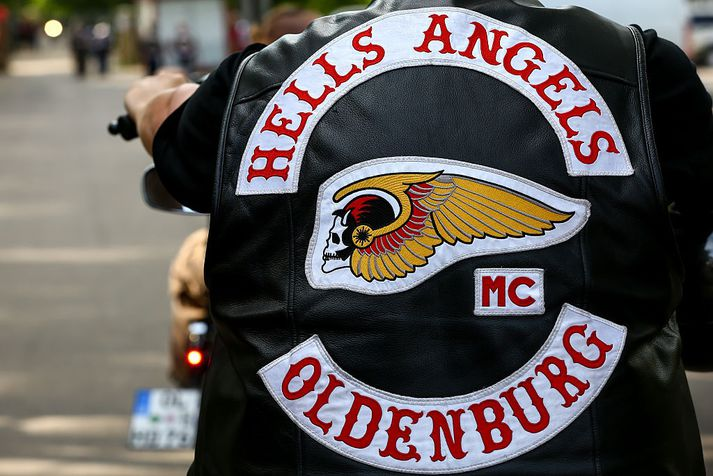 """""""Hells Angels, Outlaws og Bad Breed eru þau samtök sem nú leitast einna helst við að skapa sér stöðu hér á landi,"""" segir í skýrslu ríkislögreglustjóra."""