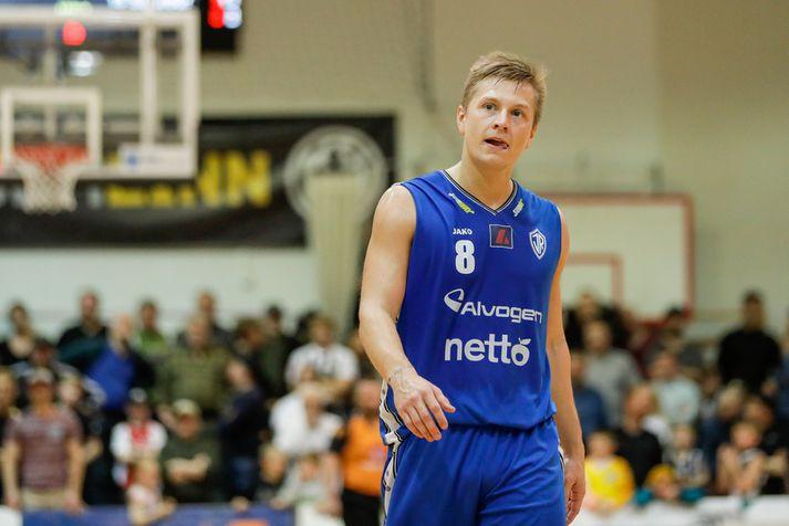 Matthías Orri Sigurðarson.