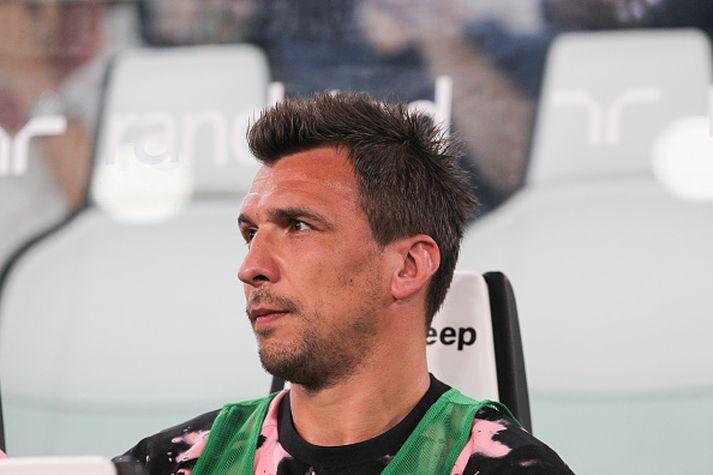 Mario Mandzukic.