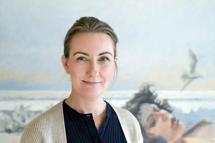 Birna G. Ásbjörnsdóttir, doktorsnemi í heilbrigðisvísindum við Háskóla Íslands.