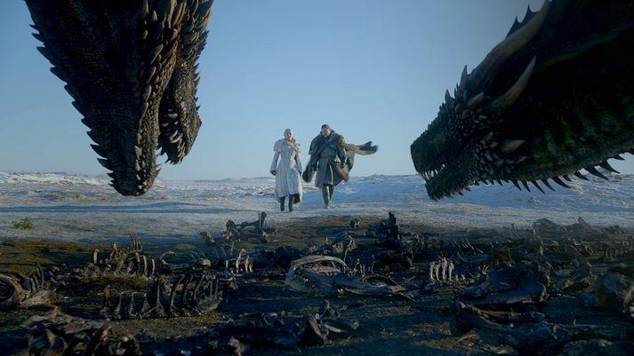 Þættirnir eru sagðir fjalla um forfeður Jon og Dany í Westeros.