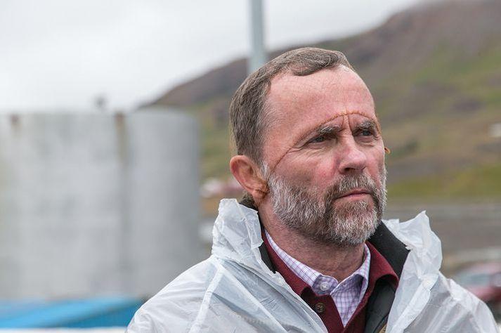 Kristján Loftsson er framkvæmdastjóri og stærsti hluthafi Hvals.
