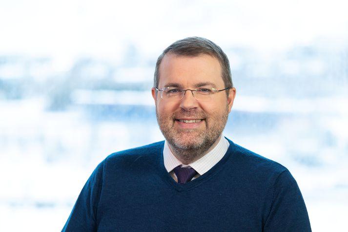 Jóhannes Þór Skúlason, framkvæmdastjóri Samtaka ferðaþjónustunnar.