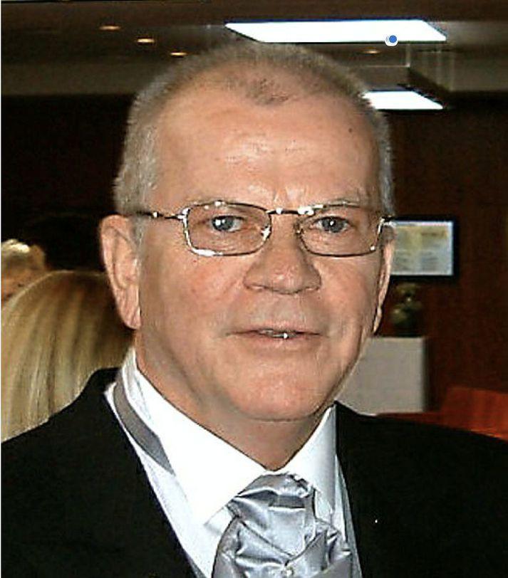 Kristmann Eiðsson