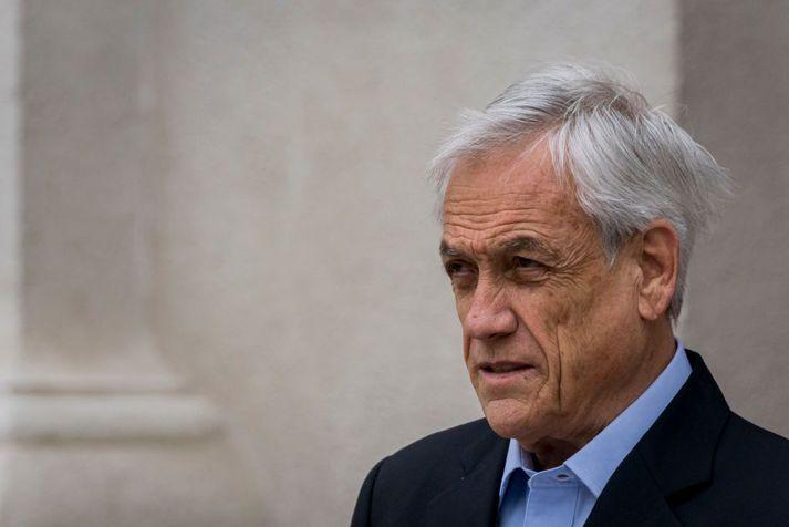 Sebastian Piñera er forseti Chile.