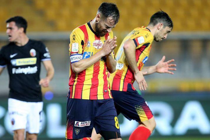 Marco Mancosu er Lecce liðinu gríðarlega mikilvægur.