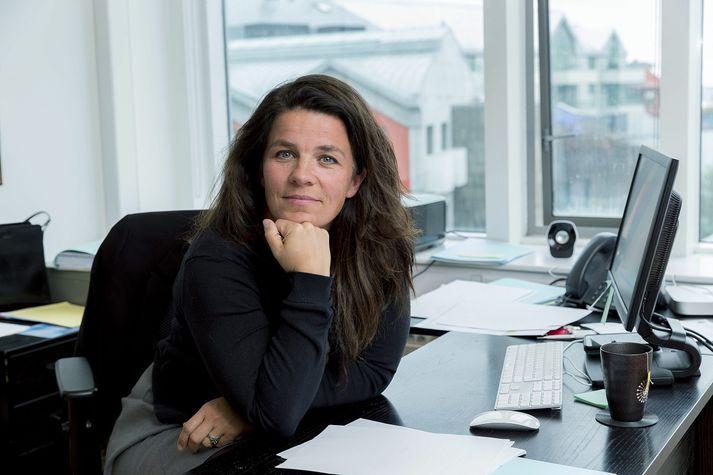 Helga Vala Helgadóttir er oddviti Samfylkingarinnar í Reykjavíkurkjördæmi norður.