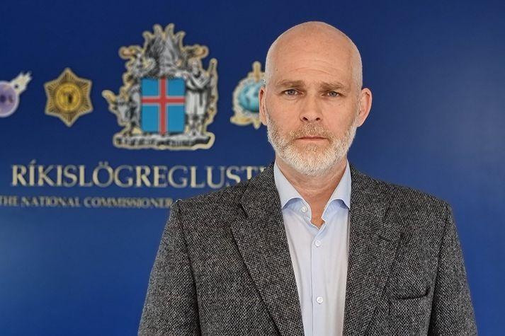 Runólfur Þórhallsson er aðstoðaryfirlögregluþjónn hjá greiningadeild ríkislögreglustjóra.