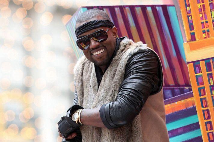 Kanye West býr yfir fjölbreyttu áhugasviði en hann hyggst gefa út heimspekilega bók.