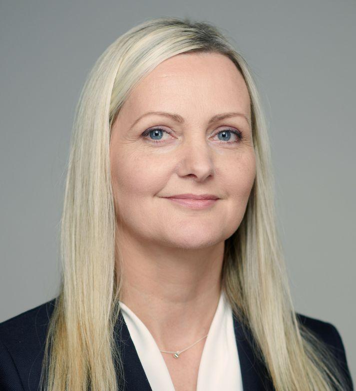 Auður Árnadóttir.