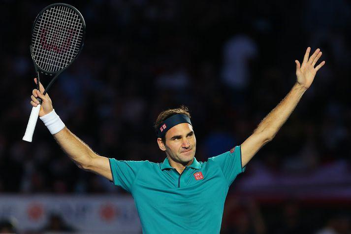 Federer er að marga mati einn mesti íþróttamaður allra tíma.