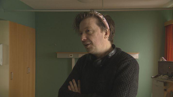Akureyringurinn Baldvin Z er með nýja seríu á leiðinni, Svörtusanda.