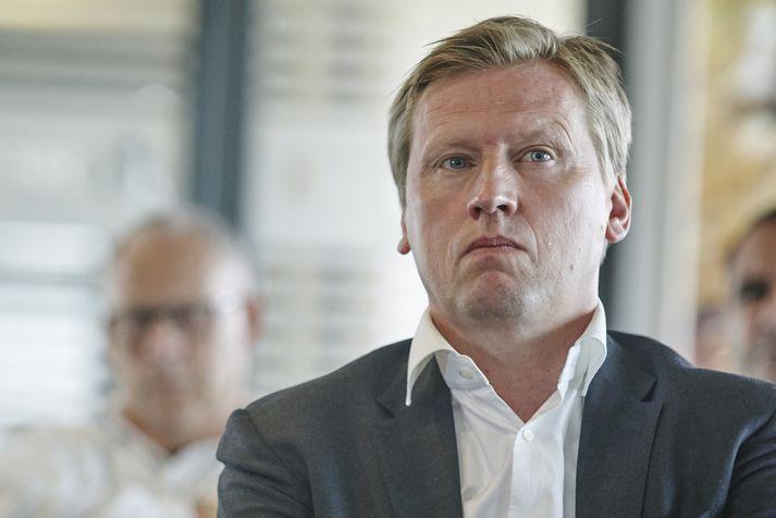 Geir Þorsteinsson.