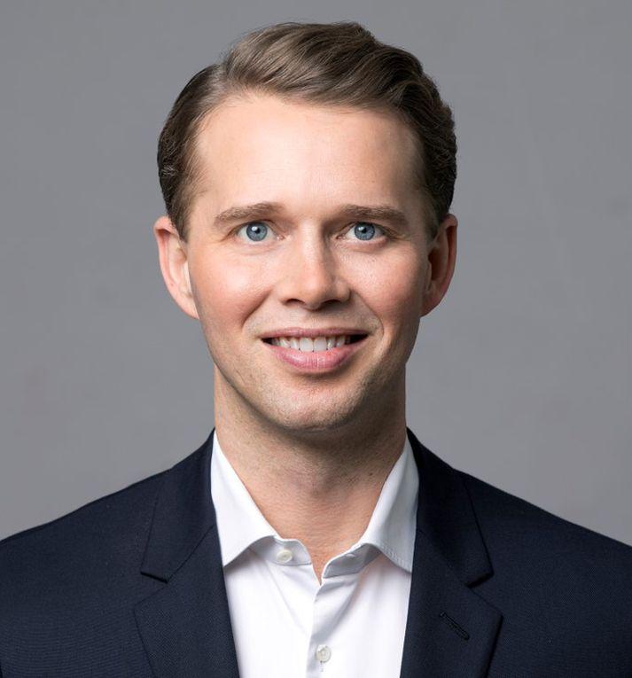 Ari Fenger gegnir formennsku hjá VÍ næstu tvö árin.