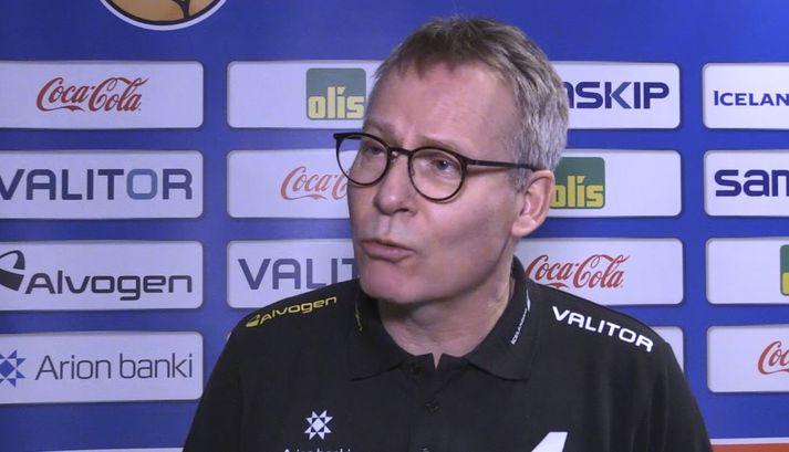 Guðmundur Guðmundsson.