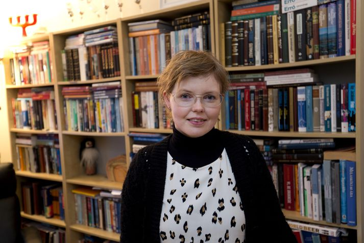Steinunn Þóra Árnadóttir.