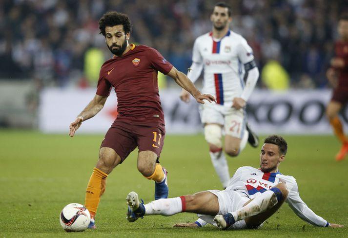 Mohamed Salah gæti verið á leið í ensku úrvalsdeildina á nýjan leik.